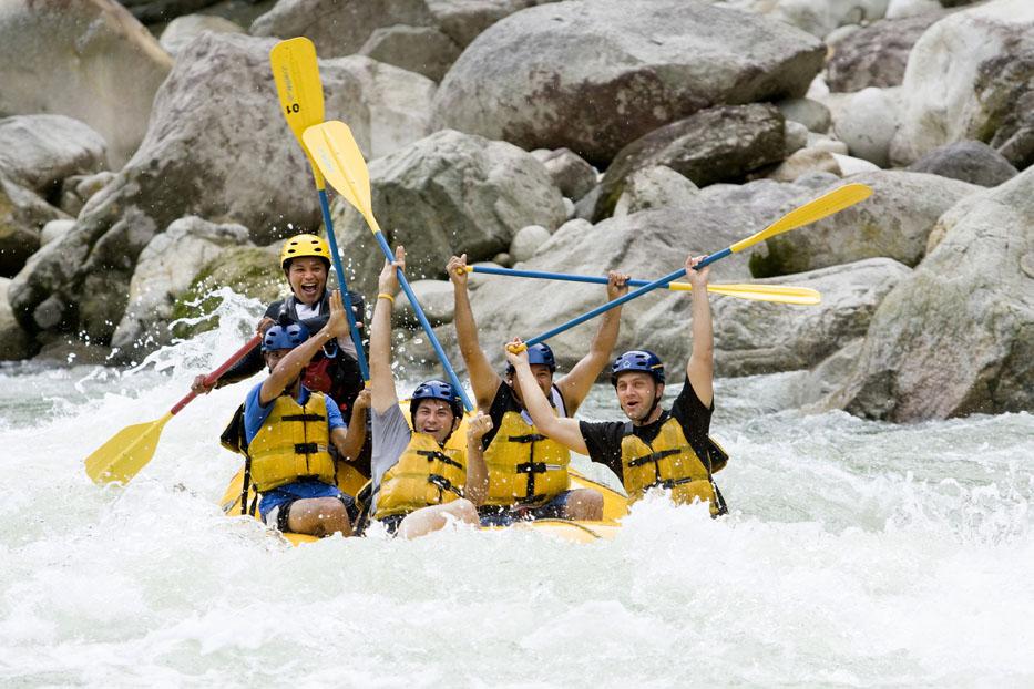 Resultado de imagen para rafting barinas